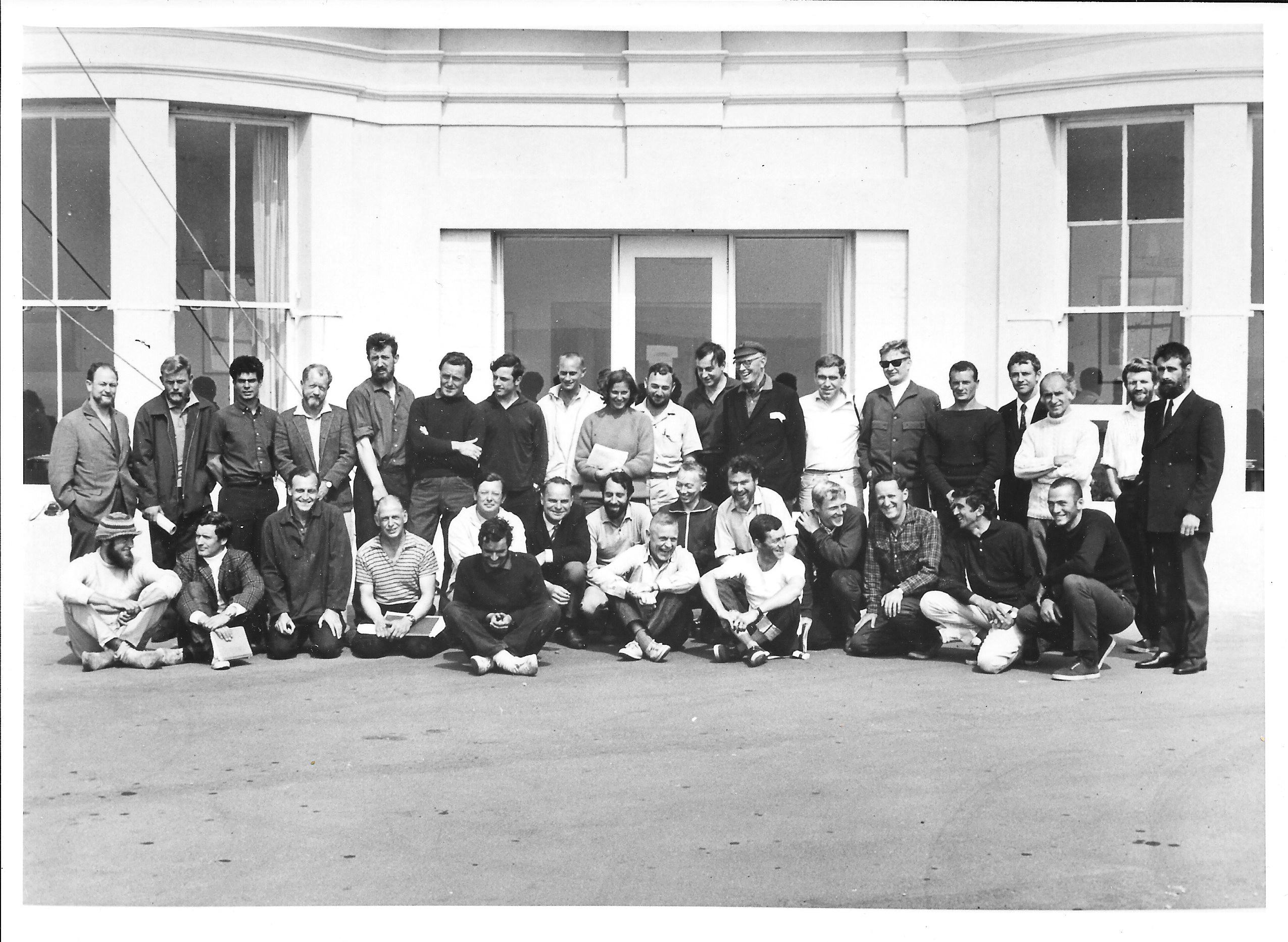 1968OSTAR-captains